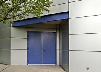 Fire & Security Steel Doorsets